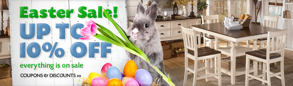 Easter Furniture Sale at FurnitureCart